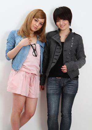 STEPHANIE & MISAKI